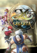Ys: Memories of Celceta Windows Front Cover