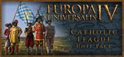 Europa Universalis IV: Catholic League Unit Pack Linux Front Cover