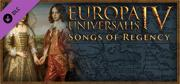 Europa Universalis IV: Songs of Regency Linux Front Cover