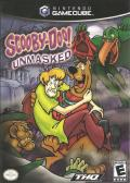 Scooby-Doo!: Unmasked GameCube Front Cover