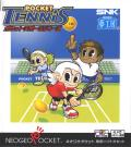 Pocket Tennis Neo Geo Pocket Front Cover