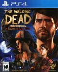 The Walking Dead: A New Frontier PlayStation 4 Front Cover