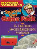 Crazy Nick's Software Picks: Roger Wilco's Spaced Out Game Pack DOS Front Cover