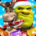 Shrek Sugar Fever iPad Front Cover