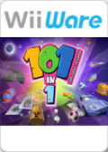 101 in 1 Explosive Megamix Wii Front Cover