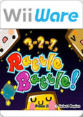 3-2-1, Rattle Battle! Wii Front Cover