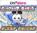 Airport Mania: First Flight Nintendo DSi Front Cover