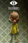 Little Nightmares: Tengu Mask Xbox One Front Cover