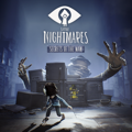 Little Nightmares: Secrets of The Maw PlayStation 4 Front Cover