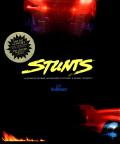 Stunts DOS Front Cover