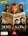 Home Alone 2: Lost in New York DOS Front Cover