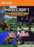 Minecraft: Xbox One Edition - Strangers: Biome Settlers 3 Skin Pack Xbox 360 Front Cover