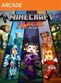 Minecraft: Xbox One Edition - Magic: The Gathering Skin Pack Xbox 360 Front Cover