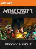 Minecraft: Xbox One Edition - Minecraft Spooky Bundle Xbox 360 Front Cover