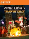 Minecraft: Xbox One Edition - Campfire Tales Skin Pack Xbox 360 Front Cover