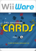 HB Arcade Cards Wii Front Cover