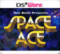 Space Ace Nintendo DSi Front Cover