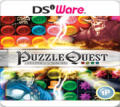 Puzzle Quest: Challenge of the Warlords Nintendo DSi Front Cover