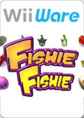 Fishie Fishie Wii Front Cover