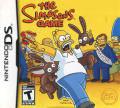 The Simpsons Game Nintendo DS Front Cover