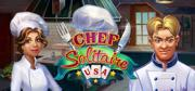 Chef Solitaire: USA Windows Front Cover