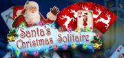 Santa's Christmas Solitaire Windows Front Cover