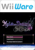 Final Fantasy: Crystal Chronicles - My Life as a Darklord Wii Front Cover