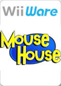 Mouse House Wii Front Cover