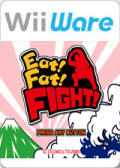 Eat! Fat! FIGHT! Wii Front Cover