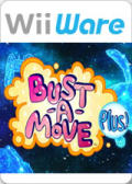 Bust-A-Move Plus! Wii Front Cover