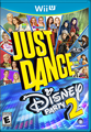 Just Dance: Disney Party 2 Wii U Front Cover
