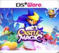 Castle of Magic Nintendo DSi Front Cover