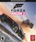 Forza Horizon 3 Xbox One Front Cover