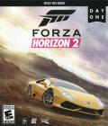 Forza Horizon 2 (Day One Edition) Xbox One Front Cover