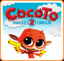 Cocoto: Magic Circus 2 Wii U Front Cover
