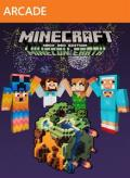 Minecraft: Xbox One Edition - MINECON Earth 2017 Skin Pack Xbox 360 Front Cover