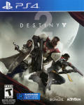 Destiny 2 PlayStation 4 Front Cover
