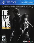 The Last of Us: Remastered PlayStation 4 Front Cover