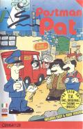 Postman Pat Commodore 64 Front Cover