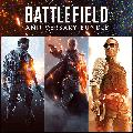 Battlefield: Anniversary Bundle PlayStation 4 Front Cover