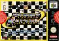 Penny Racers Nintendo 64 Front Cover
