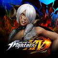 The King of Fighters XIV: Costume Angel Diabla PlayStation 4 Front Cover