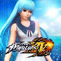 The King of Fighters XIV: Costume Kula Sundress PlayStation 4 Front Cover
