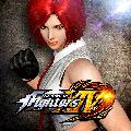 The King of Fighters XIV: Character 'Vanessa' PlayStation 4 Front Cover