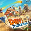 Day D: Tower Rush PS Vita Front Cover