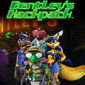 Bentley's Hackpack PlayStation 3 Front Cover