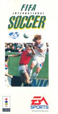 FIFA International Soccer 3DO Front Cover