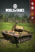 World of Tanks: M46 Patton KR Ultimate Xbox One Front Cover