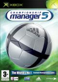 Championship Manager 5 Xbox Front Cover