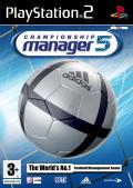 Championship Manager 5 PlayStation 2 Front Cover